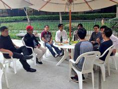 코트라 실리콘밸리 창업지원센터 1회 정기모임 및 간담회 KOTRA Silicon Valley Startup Accelerator meeting