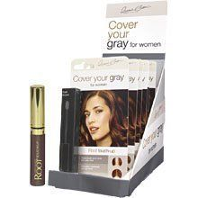 IRENE GARI, COVER YOUR GREY Cover Your Grey Women: Root Touch Up - Black -- Click image to review more details. (This is an Amazon affiliate link)