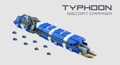 Typhoon Escort Carrier | by One More Brick