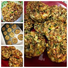 "Continuation of the #JensKitchenChronicles that took place today. Here is a nice high protein low carb but balanced delicious not to mention super healthy dinner/ on the go lunch option. I call it ""Jen's Turkey Quinoa Muffins""  it compromises of ground turkey (seasoned to your liking - I use oregano some Trinidadian hot sauce Italian seasoning and sea salt) boiled quinoa and a medley of vegetables. Combined with one egg to hold it all together and baked for 35-45 mins! Super easy and super…"
