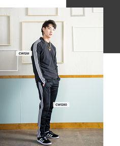 #GOT7 #갓세븐   18.03.14  #GOT7_X_Adidas  #JB #제이비 JB'S BLACK