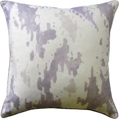 Ryan Studio Kiki Lilac Pillow (105 KWD) ❤ liked on Polyvore featuring home, home decor, throw pillows, pillows, plush throw pillows, patterned throw pillows, ryan studio, lavender throw pillow and abstract throw pillows