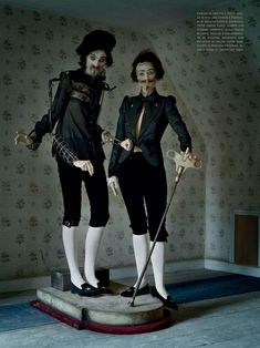 Tim Walker, Vogue It - oct 2011