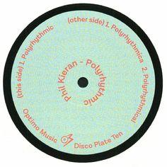 Phil Kieran - Polyrhythmic (Optimo Music) #music #vinyl #musiconvinyl #soundshelter #recordstore #vinylrecords #dj #Disco