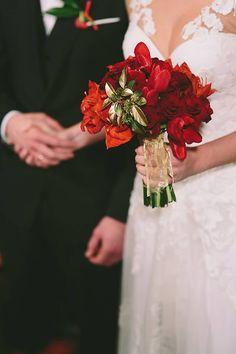 Stylish Χριστουγεννιατικος γαμος | Ματιλντα & Αλεξανδρος - Love4Weddings