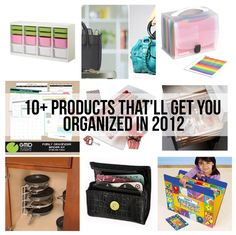 products for organization