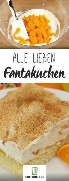 Schneller Blechkuchen mit Kultstatus! Mit Video von kochkino.de
