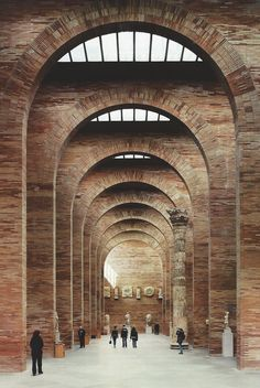 Rafael Moneo_Museo nacional de arte Romano_Cartagena