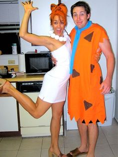 Get into the Halloween spirit by coordinating a costume with your sweetie. These clever costumes are