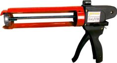 Newborn Z-Lite Lightweight Rodless Caulking Gun, 1/10 Gallon Cartridge, 10:1 Thrust Ratio. Rodless design is compact and lightweight for use in hard-to-reach places. Rodless caulking gun for 1/10-gal. Caulking guns, also called caulk or cartridge guns, dispense a controlled flow of products such as caulk, sealants, and adhesives from a tube or cartridge. It has a knob-operated steel strap plunger for flexible dispensing. The rodless design is compact and lightweight for use in...