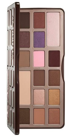 Chocolate or THIS? Too Faced Chocolate Bar Eyeshadow Palette