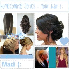 Homecoming Hairstyles For Long Hair 2012 - Polyvore
