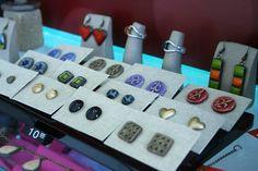 Pendientes de cerámica, diseños únicos que puedes encontrar en El Desván De...FR69