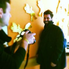 Yatzer Interview at NEW Hotel! By @yeshotelsgroup #newhotel #yatzer #athens