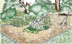 Inspired Design: Living Lightly on the Land | Fine Gardening