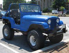 Jeep CJ - Jeep CJ - Wikipedia