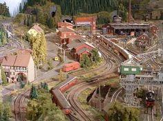 """Modelleisenbahn"""