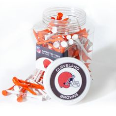 Team NFL Cleveland Browns -colored 175 Tee Jar