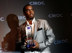 Diddy's Ciroc Was Named Official Drink for Grammy Awards – Financial Juneteenth French Vodka, Coffe Recipes, Sean Combs, Premium Vodka, Hip Hop, Chicago Artists, Colin Kaepernick, Chicago Tribune, Celebs