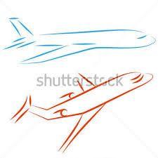 Картинки по запросу самолет вектор