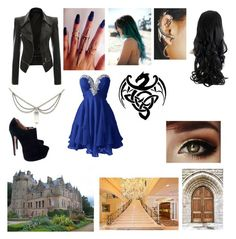 """Made into a princess"" by rather-be-surfing ❤ liked on Polyvore featuring Glamorous"