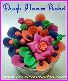 How To Make Dough For Handmade Jewelry & Crafts Making Homemade Clay, Homemade Crafts, Diy Clay, Clay Crafts, Crafts To Make, Crafts For Kids, Arts And Crafts, Homemade Incense, Jewelry Crafts