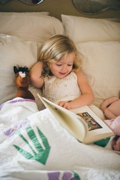 Little Rebecca woke up with a cold. She is staying in bed today reading and resting so she might can go on a hay ride tomorrow.