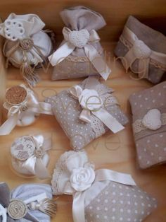 Country chic Favors....Made by Wedding Sweet Love  .