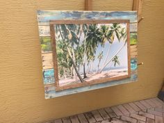 Cute Memory Board & Picture Frames  #homedécor #palletframe #picture #recyclingwoodpallets Project turned out really cool using new and old pallet wood for a client. If you need to build anything with pallets, please reach out.    ...