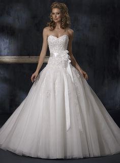 Ball Gown Sweetheart Wedding Dress #W2319420