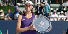 Konta'dan WTA'de ilk zafer!