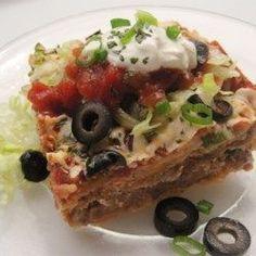 Easy Mexican Casserole - Allrecipes.com