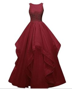 Ball Gown Backless Prom Dresses,Sexy Evening Gowns,Evening Dress, Z534