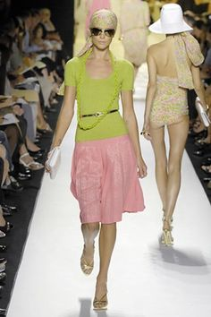See the complete Michael Kors Collection Spring 2008 Ready-to-Wear collection.