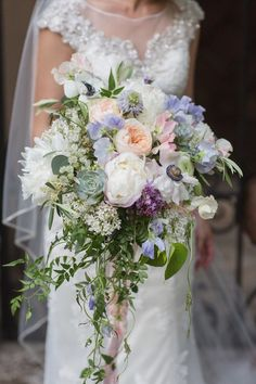 Enchanting Miami Wedding With Pastel Colors