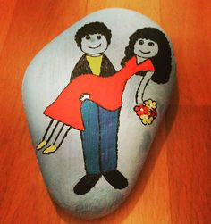 #painting #hobby #stones #drawing #love