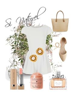 So Natural by ferrerchristine on Polyvore featuring polyvore, fashion, style, Love, J.Crew, Chanel, Marc Jacobs and Christian Dior
