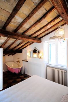 can't get enough of this apartment- I hope it's available for my stay!   trastevere apartment