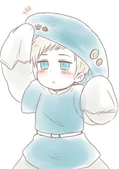 Sweden was a very nice boy back then in the viking era, he used to make daisy crowns with me. Hetalia Chibi, Nordics Hetalia, Hetalia Fanart, Hetalia Characters, Hetalia Axis Powers, Anime Style, Mobile Wallpaper, Finland, In This World
