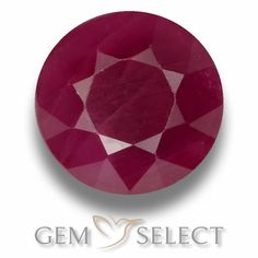 Ruby is the birthstone for July. Ruby is thought to bring harmony of life to the wearer. Ruby Gemstone, Gemstone Colors, Loose Gemstones, Natural Gemstones, Buy Gems, July Birthstone, Natural Ruby, Gem S, Rough Cut