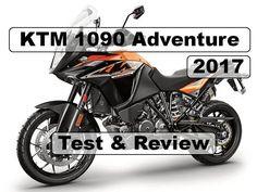 The Best Adventure Motorcycles - KTM 1090 Adventure 2017 - Test Ride & R. Really Cool Stuff, Motorcycles, Good Things, Bike, Adventure, Motorbikes, Bicycle, Trial Bike, Biking