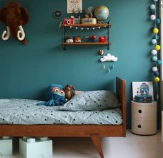 Beautiful Turquoise Room Ideas for Inspiration Modern Interior Design and Decor. Find ideas and inspiration for Turquoise Room to add to your own home. Turquoise Room, Kids Room Design, Bed Design, Blue Rooms, Kid Spaces, Girls Bedroom, Bedroom Ideas, Boys Bedroom Colors, Trendy Bedroom