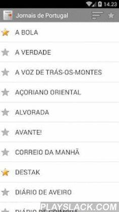 Jornais De Portugal  Android App - playslack.com ,  Com este aplicativo, você tem acesso fácil a todos os jornais portugueses. Você tem acesso a mais de 40 jornais. A aplicação classifica automaticamente os jornais que você lê mais. Você pode facilmente compartilhar notícias nas diversas redes sociais. Met deze app heeft u gemakkelijk toegang tot alle Portugese kranten. Heb je toegang tot meer dan 40 kranten. De applicatie sorteert automatisch de kranten u meer lezen. U kunt eenvoudig nieuws…