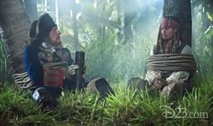 Filming is now underway in Australia on Pirates of the Caribbean: Dead Men Tell No Tales starring Johnny Depp as Captain Jack Sparrow along with new Pirates cast members Javier Bardem, Kaya Scodelario, and Brenton Thwaites. Captain Jack Sparrow, Tree Hd Wallpaper, Hector Barbossa, On Stranger Tides, Johny Depp, Pirate Life, Dead Man, Pirates Of The Caribbean, Wedding Humor