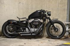 Harley Davidson Nightster 2008 - Lowering bars, drag struts, hardtail conversion
