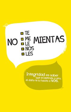 Persona integra y honesta. Teaching Verbs, Teaching Spanish, Coaching, Spanish Lesson Plans, Healing Words, Work Motivation, It Goes On, More Than Words, Spanish Quotes