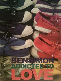 Love bensimon shoes