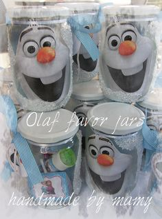 olaf jar favor