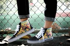 c71c2b113db Vans x Iron Maiden SK8 Hi Sneakers Limited Edition Vans Limited Edition
