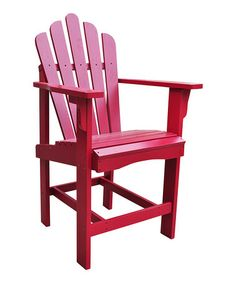 Another great find on #zulily! Chili Pepper Westport Counter High Chair #zulilyfinds